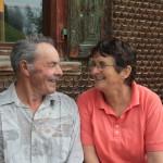 Silvia und Johann